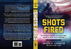 Shots Fired Book cover