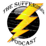 The Suffering Podcast logo